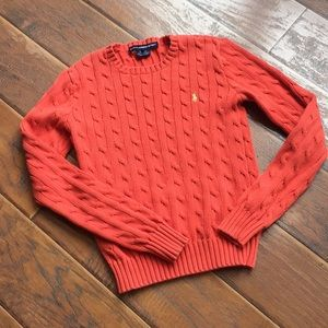 Ralph Lauren Sport Sweater - Size Small/Slim Fit